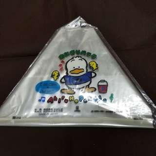 1991年份pekkle 壽司包裝紙