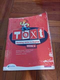 Building skills in English book 3