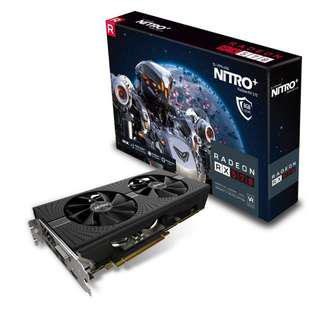 AMD SAPPHIRE NITRO+ Radeon™ RX 570 8GD5