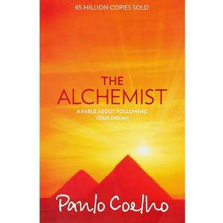 The Alchemist By Paulo Coelho (396 Page Mega eBook)