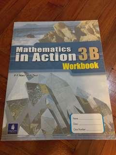 Mathematics in Action workbook 3B