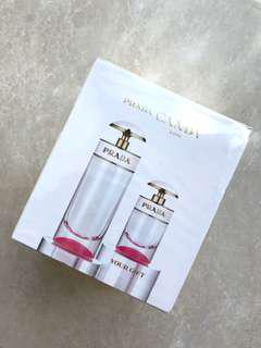 Prada Candy Kiss perfume set 花花之吻香水套裝