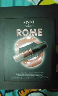 全新NYX lip cream