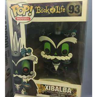 Xibalba, Book of Life - Funko Pop