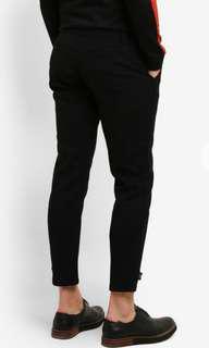 NEW celana panjang hitam special hem
