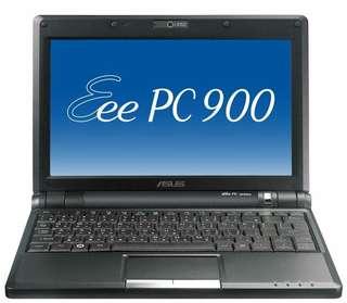Asus Eee Pc900 Black - 85 % New
