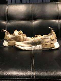 Adidas Boost NMD R1 PK Linen Khaki