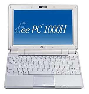 ASUS Eee Pc 1000H with box and bag - 80% new