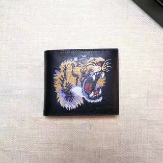 Gucci Tiger Head Wallet