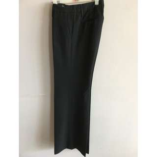Zara Women Business Pants (Black)