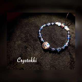 Moonstone Handmade Crystal Bracelet