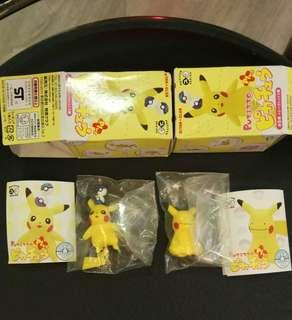 寵物小精靈 比卡超 百變怪 隱藏版 寶可夢 盒蛋 限定 Pokemon center pkm pocket monster 非 數碼暴龍 龍珠 星矢 高達 digimon