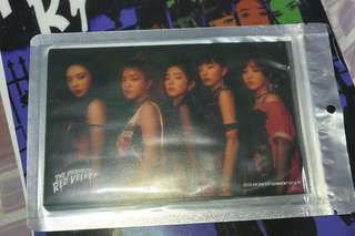Red Velvet TPRV Photoset RARE