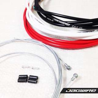 Bicycle Jagwire brake cable housing and inner wire kit for Shimano Road type