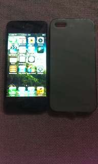 Replica IP 5 with cover 90% new