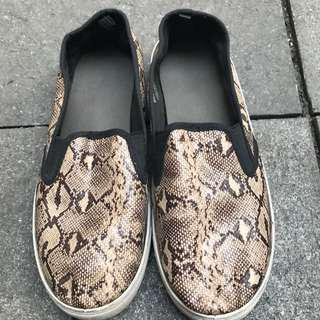 PRIMARK UK animal print shoes - 39
