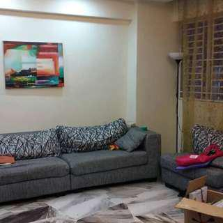Opposite TBS - Fully Furnished Apartment To Let (Tasik Height Apartment) cef76300eb