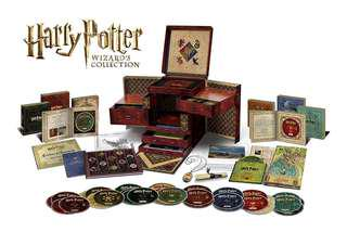 Harry Potter Wizard Collection Bluray Boxset no 3D discs