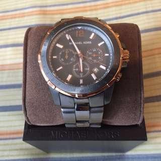 Original Michael Kors Grayson Chronograph Watch for Men (Model MK8173)