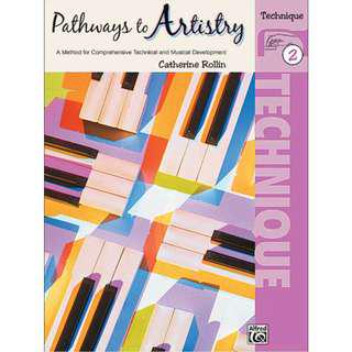 PATHWAYS TO ARTISTRY, TECHNIQUE 2