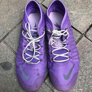 NIKE training purple