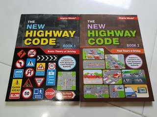 BN Driving Theory Books ( BTT & FTT )