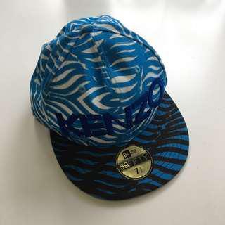 🧢 KENZO x ERA Zebra Printed Cap 🧢