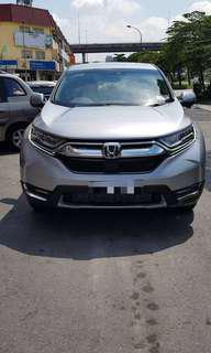 New CRV 2018 1.5 auto Turbo VTEC