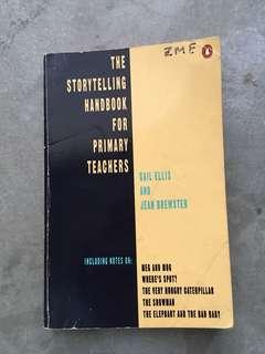 The Storytelling Handbook for Primary Teachers