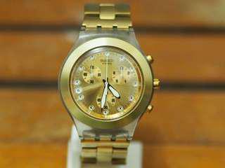 Swatch diaphane chrono original