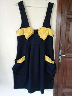 Dress Tanpa Lengan