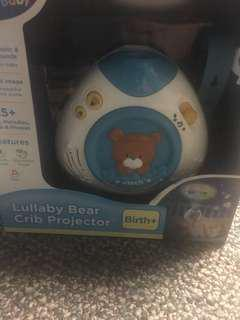 V-Tech Lullaby Crib Projector