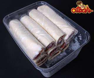 Kebab (goreng dirumah)