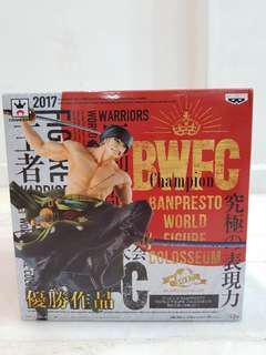 One Piece BWFC Zoro Figurine
