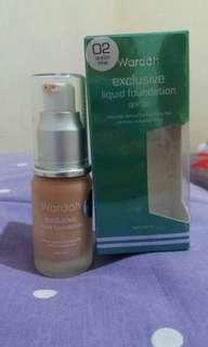 Wardah exclusive liquid foundation