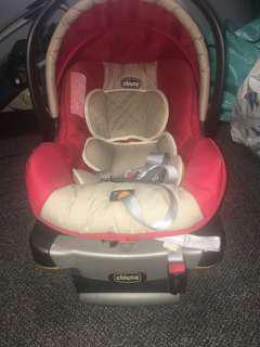 Chicco Cortina Travel Car seat