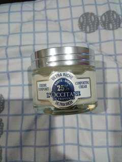 PRELOVED MURAH L'OCCITANE ULTRA RICH COMFORTING CREAM
