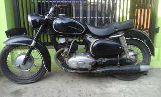 Motor PUCH 1956 - 250 cc