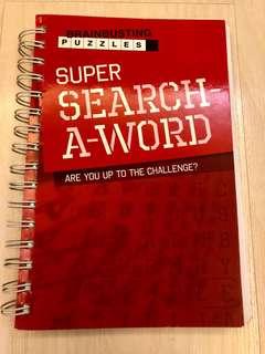 超益智 Seach -A-Word