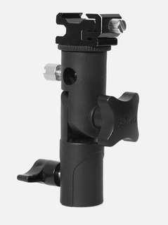Type E Coldshoe Flash Holder | Umbrella Holder