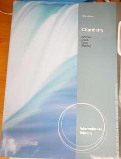 Chemistry --- 大學參考書 10th edition #滄海遺珠