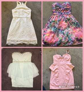 Multiple dresses for sale - all in great condition