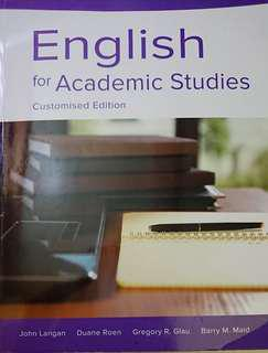 English for academic studies --- hkcc #滄海遺珠