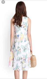 Lilypirates summer time dress in pastel prints