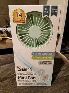 韓國 SMODO SMODO-157 Mini Fan (行貨)