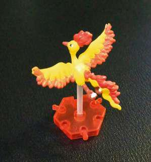 寵物小精靈 火鳥 初代 三聖獸 神獸 黃版 比卡超 pkm Pokemon pocket monster Gameboy 寶可夢 非 數碼暴龍 digimon 龍珠 星矢 高達
