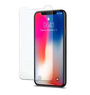 Iphone x glass tempered screen protector