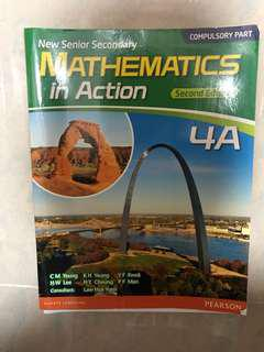 Mathematics in action 4A second edition