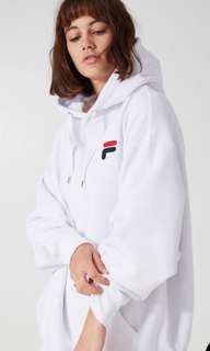 Fila oversized hoodie