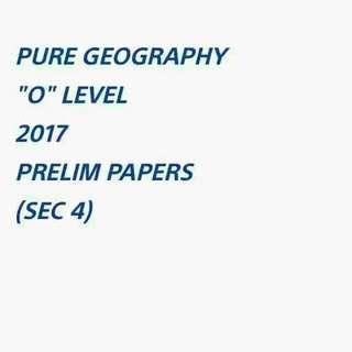 P GEO 2017 EXAM PAPERS SOFTCOPY